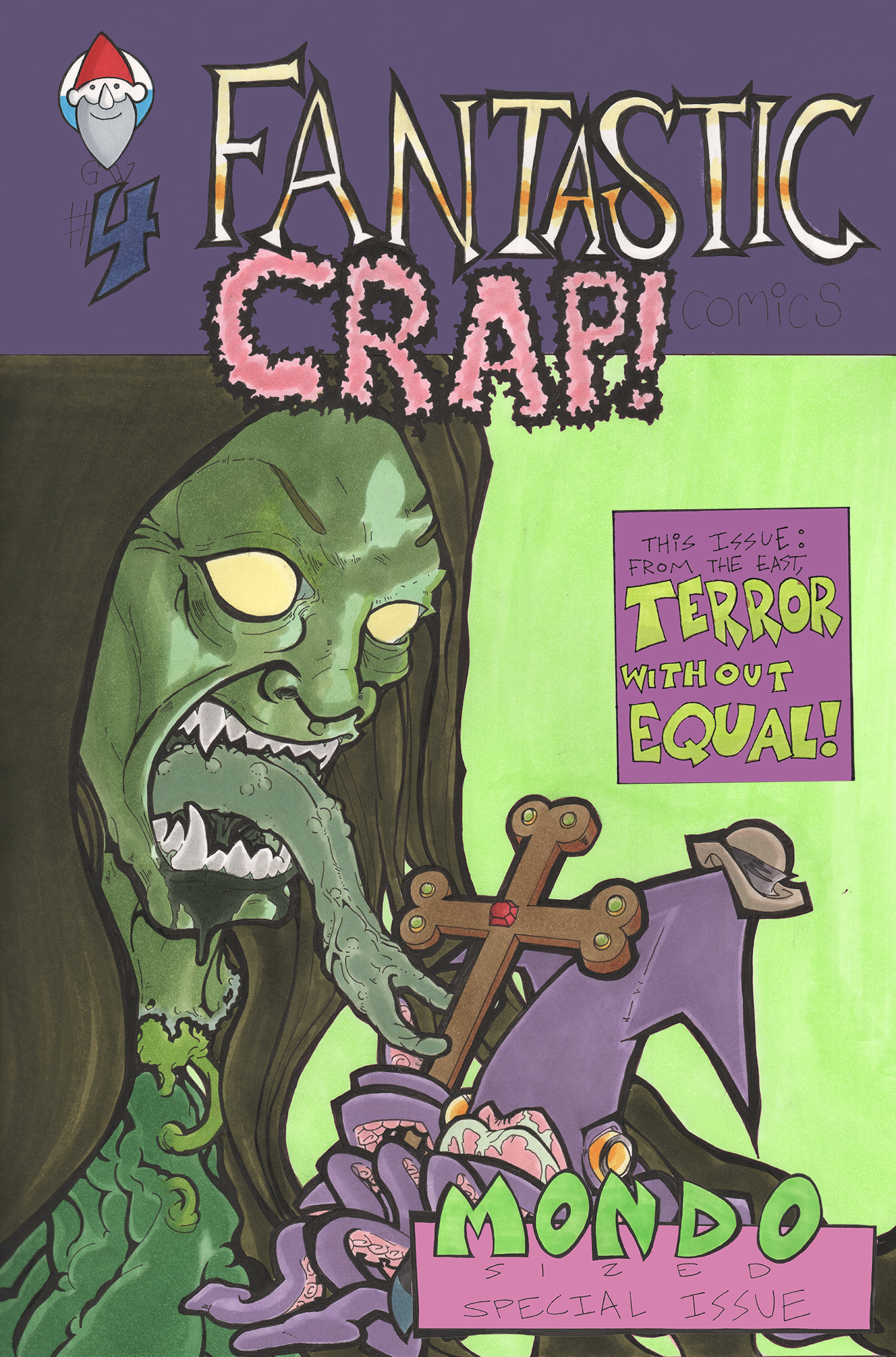 Issue 4 cover