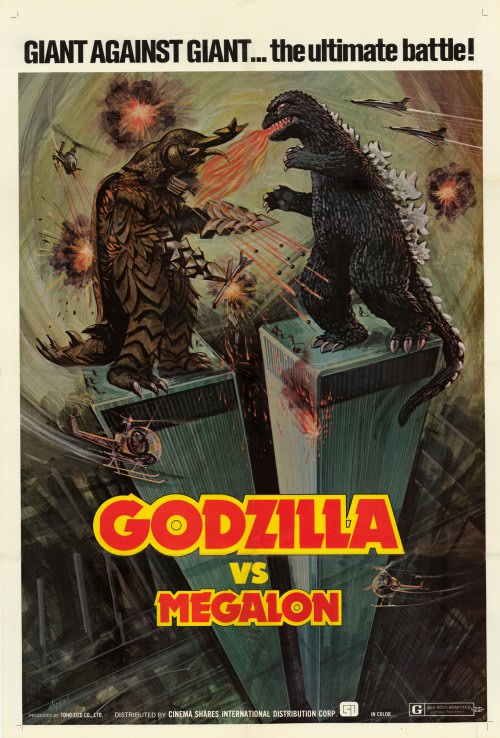 Godzilla-Vs-Megalon-Poster