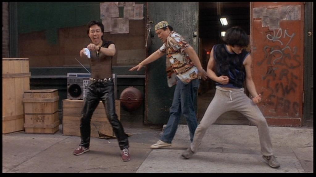 dancin' men
