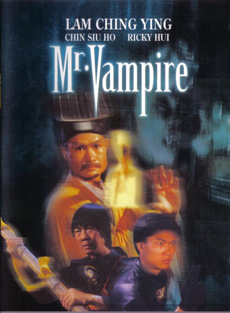 Mr.VampirePoster